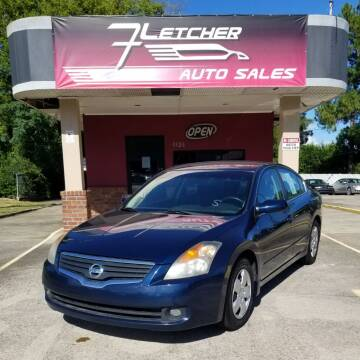 2008 Nissan Altima for sale at Fletcher Auto Sales in Augusta GA