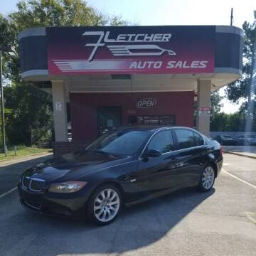 2007 BMW 3 Series for sale at Fletcher Auto Sales in Augusta GA
