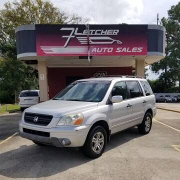 2004 Honda Pilot for sale at Fletcher Auto Sales in Augusta GA