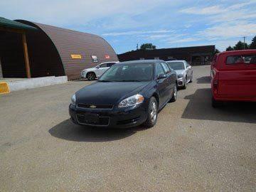 2011 Chevrolet Impala for sale in Ortonville, MN