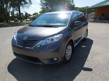 2015 Toyota Sienna for sale in Ortonville, MN
