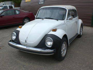 1979 Volkswagen Beetle Convertible for sale in Ortonville, MN