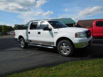 2005 Ford F-150 for sale in Ortonville, MN