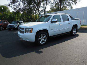 2012 Chevrolet Avalanche for sale in Ortonville, MN