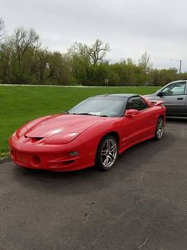 1998 Pontiac Firebird for sale in Ortonville, MN