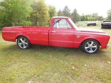 1967 Chevrolet C/K 20 Series for sale at Pro Auto Sales and Service in Ortonville MN