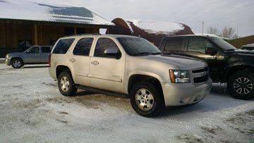 2007 Chevrolet Tahoe for sale in Ortonville, MN