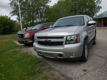 2007 Chevrolet Tahoe for sale in Ortonville, MN