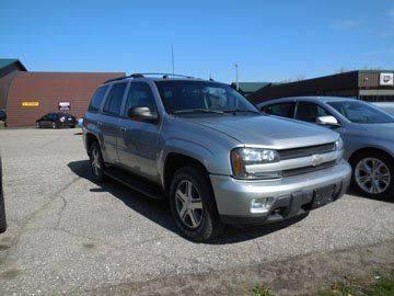 2005 Chevrolet TrailBlazer for sale in Ortonville, MN