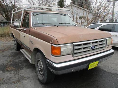 1987 Ford F250 >> 1987 Ford F 250 For Sale In Colville Wa