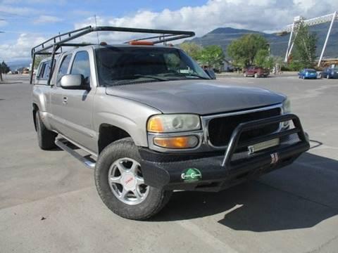 2002 GMC Sierra 1500 for sale in Colville, WA