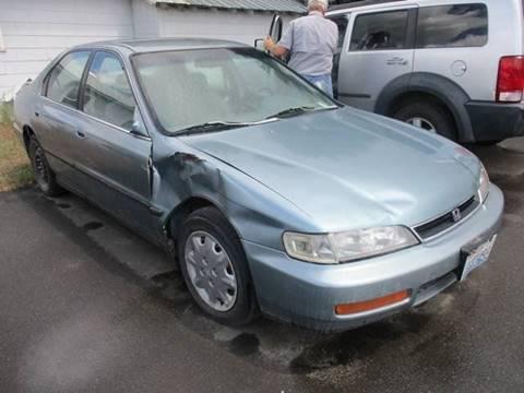 1996 Honda Accord for sale in Colville, WA
