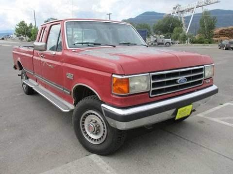 1990 Ford F-250 for sale in Colville, WA