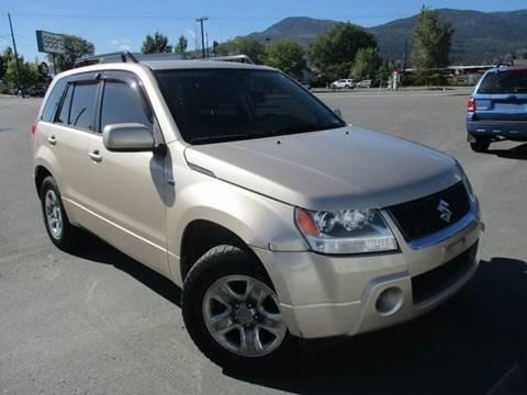 2008 Suzuki Grand Vitara for sale in Colville, WA