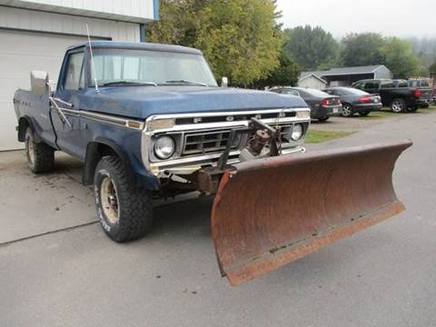 1976 Ford F-250 for sale in Colville, WA