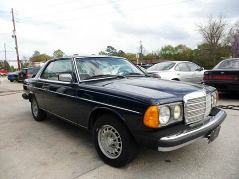 1985 Mercedes-Benz 300-Class for sale in Chesterfield, SC