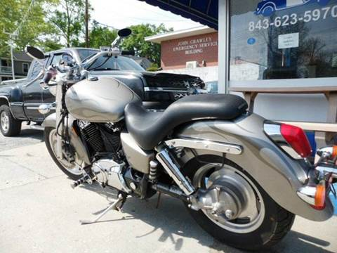 2002 Honda Sabre 1100 for sale in Chesterfield, SC