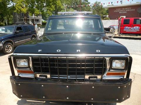 1976 Ford F-350 for sale in Chesterfield, SC