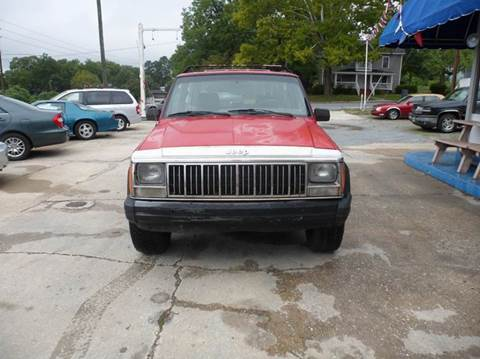 1994 Jeep Cherokee for sale in Chesterfield, SC