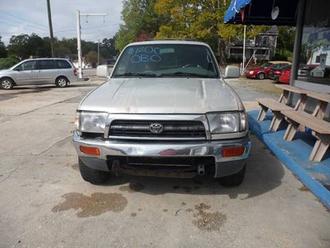 1998 Toyota 4Runner for sale in Chesterfield, SC