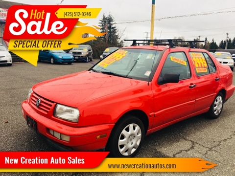 1999 Volkswagen Jetta for sale in Everett, WA
