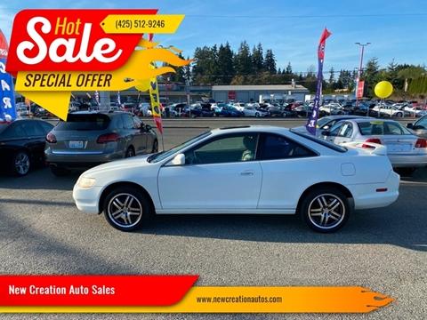 2000 Honda Accord for sale in Everett, WA