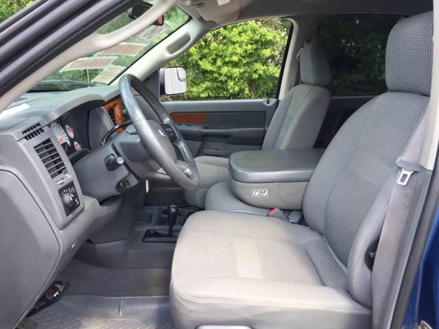 2006 Dodge Ram Pickup 2500 SLT 4dr Quad Cab 4WD SB - Oak Harbor OH