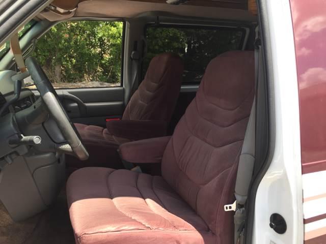 1999 Chevrolet Astro 3dr Extended Mini-Van - Oak Harbor OH