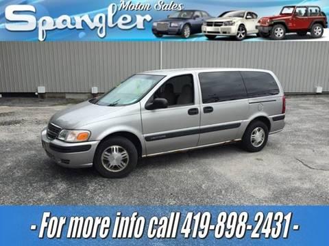 2004 Chevrolet Venture for sale in Oak Harbor, OH
