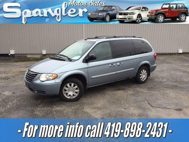 Spangler motor sales used cars oak harbor oh dealer for Oak harbor motors service department