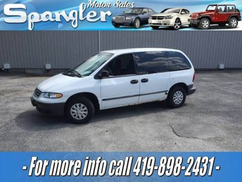 1997 Plymouth Voyager for sale in Oak Harbor, OH