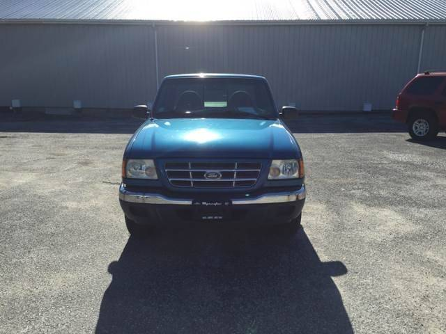 2001 Ford Ranger 2dr Standard Cab XLT 2WD Styleside SB - Oak Harbor OH