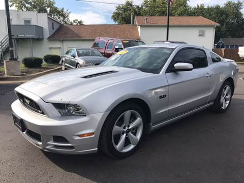 2013 Ford Mustang for sale in Monroe, MI