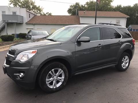 2013 Chevrolet Equinox for sale in Monroe, MI