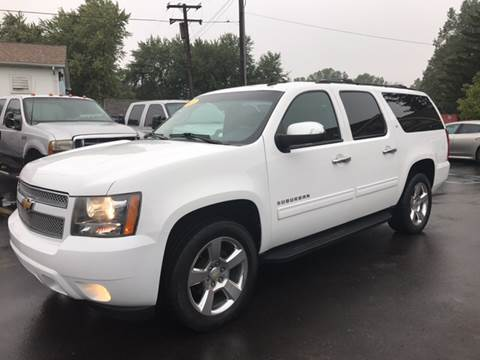 2013 Chevrolet Suburban for sale in Monroe, MI