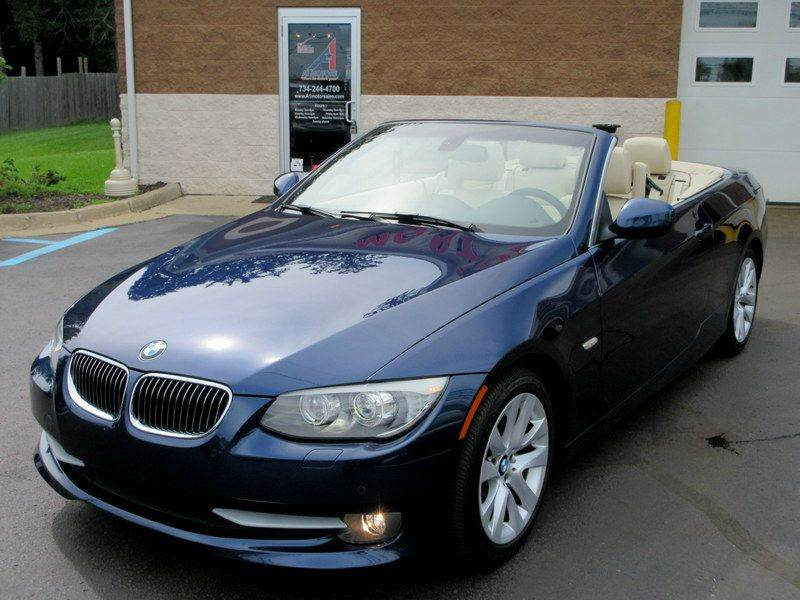 2012 BMW 3 Series 328i 2dr Convertible
