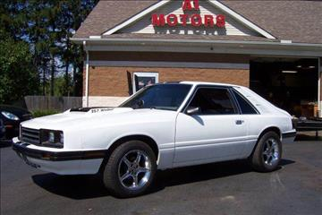 1983 Mercury Capri for sale at A 1 Motors in Monroe MI
