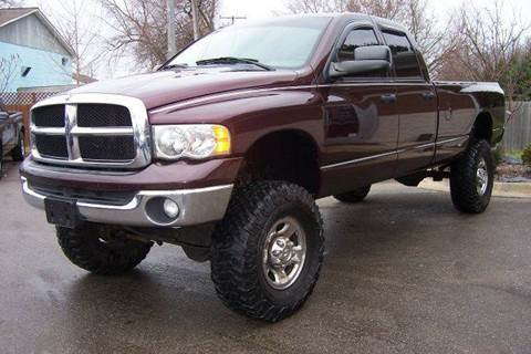 2005 Dodge Ram Pickup 2500 for sale at A 1 Motors in Monroe MI