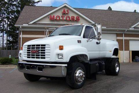 1999 GMC TOPKICK for sale at A 1 Motors in Monroe MI