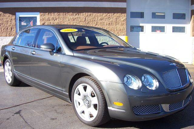 2006 Bentley Continental for sale at A 1 Motors in Monroe MI