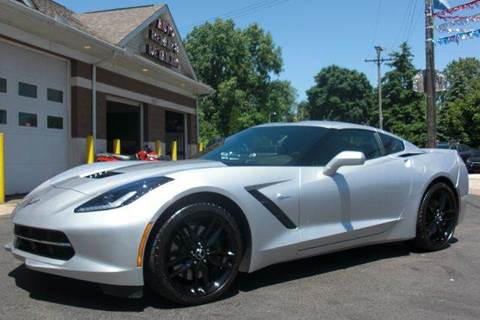 2014 Chevrolet Corvette Stingray for sale at A 1 Motors in Monroe MI