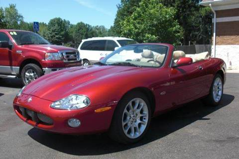 2001 Jaguar XKR for sale at A 1 Motors in Monroe MI
