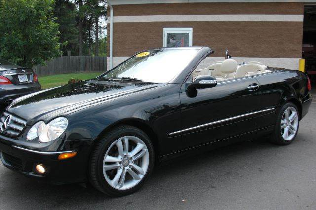 2008 mercedes benz clk class clk350 convertible in monroe for Mercedes benz clk350 convertible