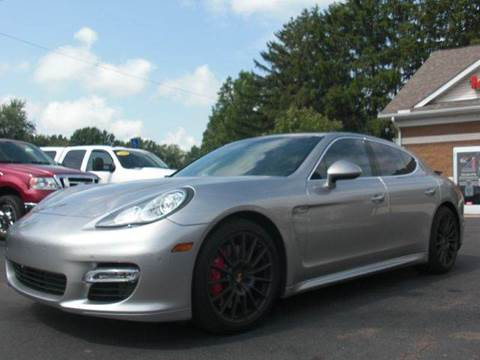 2012 Porsche Panamera for sale at A 1 Motors in Monroe MI
