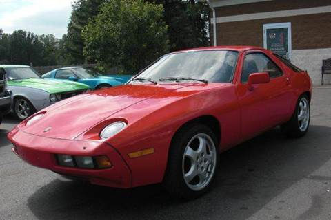 1978 Porsche 928 for sale at A 1 Motors in Monroe MI