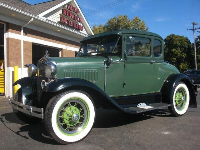 1931 Ford Model A Coupe In Monroe Mi A 1 Motors