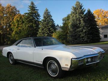 1969 Buick Riviera for sale at A 1 Motors in Monroe MI