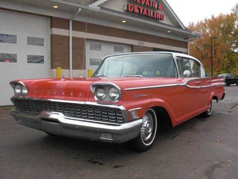1959 Mercury Monterey for sale at A 1 Motors in Monroe MI