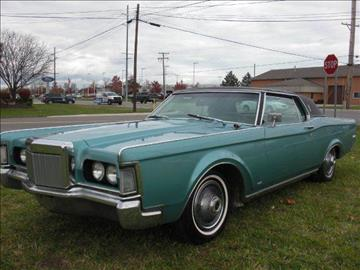 1969 Lincoln Mark III for sale at A 1 Motors in Monroe MI