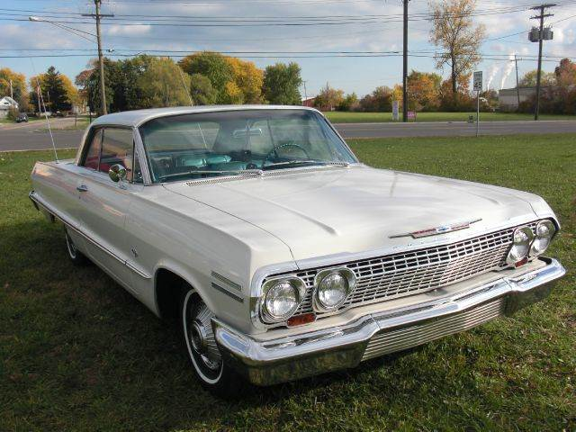 1963 Chevrolet Impala for sale at A 1 Motors in Monroe MI